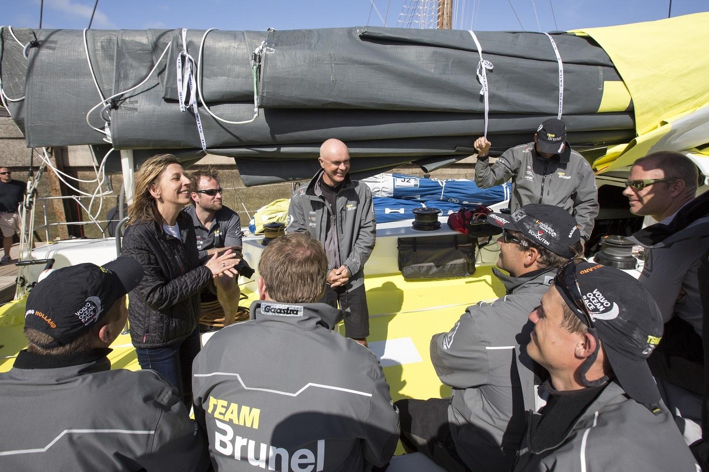 Team Brunel, 04-03-2014, Playa Blanca, Lanzarote, Spain