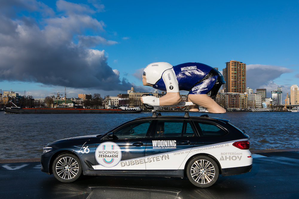 Promo Car Wooning Zesdaagse 2019 in Rotterdam