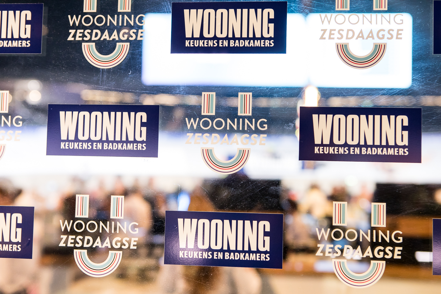 Wooning Zesdaagse 2019 in Rotterdam Ahoy