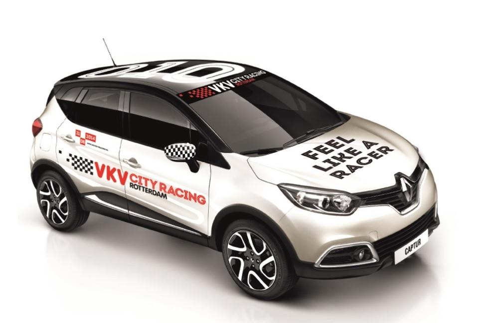 ontwerp Captur – VKV City Racing